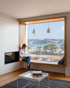 living area, Aurora Arquitectos