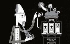 Alex Parez is No Joke | Allan Peters' Blog #illustration