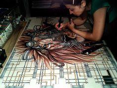 Paula Duta #rtist #duta #paula #art