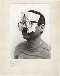 Eastside Projects | BOOK SHOW #liggins #self #carrion #photography #portrait #1979 #ulises