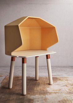 Hoodie Workspaces by Koskela #interior #furniture #design