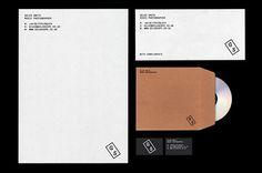 Catalogue 6 #logotype #simple #identity #stationery #logo