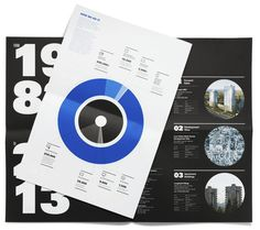 Print / Goodman Report / Work / Burnkit #print #newsprint #annual #report