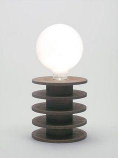 Otto Table Lamp by Kahokia Design, Brooklyn, NY
