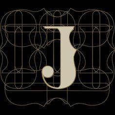 J hand lettering #type #handlettering #a-z #pattern