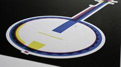 Joshua Byrd Designs #cmyk #illustration #silkscreen