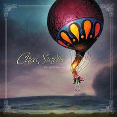 35 Beautiful Music Album Covers - Smashing Magazine #cover #circa #album #survive