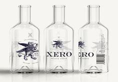 Project 53 UK Design Agency Leeds and London #packaging #glass #vodka #bottle