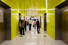Graphic-ExchanGE - a selection of graphic projects #architecture #wayfinding