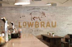 Band_Portfolio_LB_21 #logo #lowbrau #branding