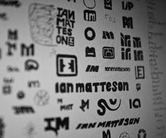 Design | WANKEN - The Art & Design blog of Shelby White #white #made #black #and #logo #hand