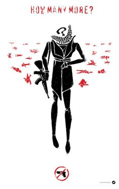 Newtown Antigun illustration
