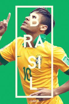 FIFA World Cup 2014 #footbal #fifa #brasil #soccer