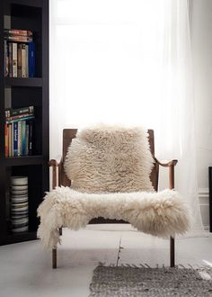 Anne Claire Rohé Photography sheepskin #interior #design #decor #deco #decoration