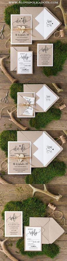 Cute Invite Card