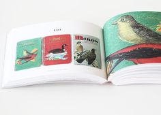 convoy #birds #print #book