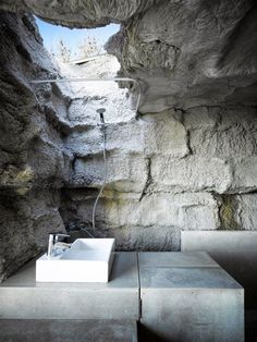 Rockhouse 5 #rock #design #architecture #house