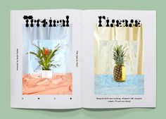 Heart Zine on Behance #fanzine #design #type #editorial #magazine