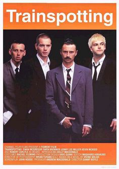 #film #poster #cinema #movie trainspotting