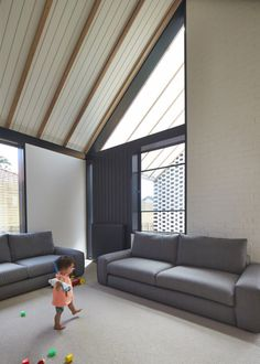 Hip and Gable House – Extension of a Californian Bungalow