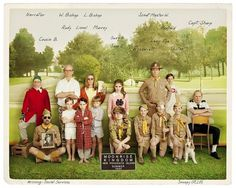 Photos from Moonrise Kingdom - Yahoo! Movies #film #moonrise #kingdom #bill #wes #anderson #camp #khaki #sixties #murray #cast