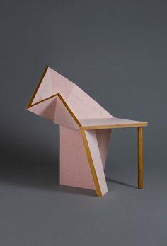 oru-4 #wood #furniture #origami