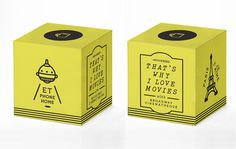mug packaging2 #hongkong #alonglongtime #packaging #yellow #graphic #product #illustration #movies #character #cup