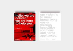Dolsten® #branding #design #book #minimalism #identity #architecture #logo #helvetica