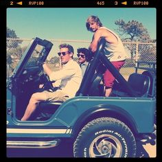 Instagram #jeep #models #photo #classic #photography #guys #california