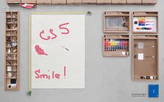 Adobe CS5 by ~K0van on deviantART #software #photoshop #3d