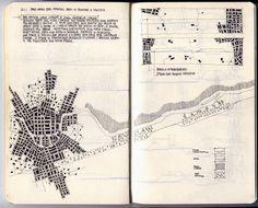 la città lineare/centrata : fabioalessandrofusco.com