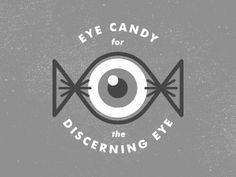 Dribbble - Eye Candy by J Fletcher Design #vector #texture #candy #eye #vintage