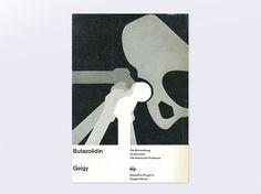 Display | Butazolidina 4 Geigy | Collection #cover #design #graphic #book