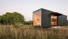 Prefab House Mini Modern – Fubiz™ #architecture