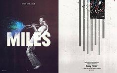 IdN™ Magazine® — IdN v18n4: Mono Graphics #miles #davis #grading #toning #music #magazine