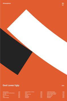 swissritual.ca #swissritual #graphic #design #minimal #music #grid #poster #swiss #illustration #Atmosphere