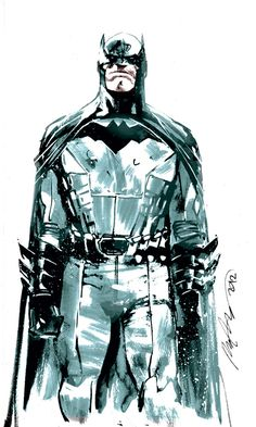 Batman Promo 1 by ~rafaelalbuquerqueart on deviantART