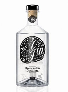 I Love Dust #gin #packagin #bottle