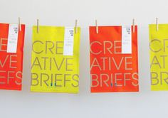 Best Awards - Creature. / Creative Briefs