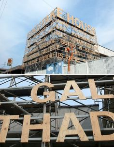typography-architecture-fukutake-house.jpg (JPEG Image, 468×600 pixels) #design #environmental #architecture #type #typography