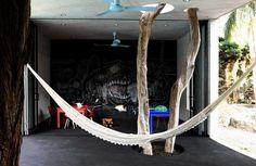 Tepoztlan Lounge – Modern Concrete Bungalow by Cadaval & Sola-Morales