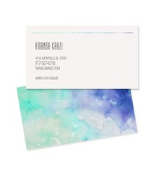 This digitally designed artistic business card template is perfect for to present yourself creatively. http://83oranges.com/product/charming