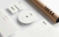 MTLL #logotype #white #anagrama #branding #identity #stationery