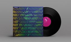 Golden – SI Exclusive | September Industry #abstract #album #design #cover #vinyl