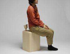 moe hara: wooden balloon knot #tool