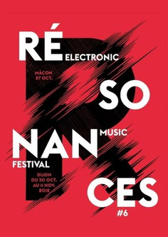 Resonances Festival 2012, Macon, Dijon