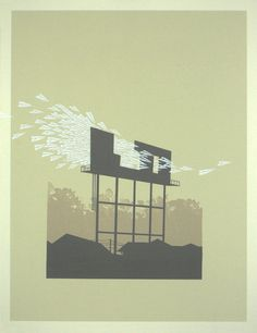 Chicago Series: Paper Planes by Justin Santora #paper #airplane