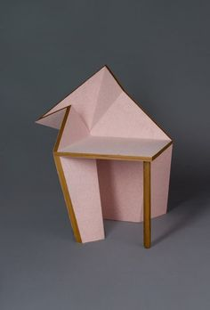 oru-5 #wood #furniture #origami