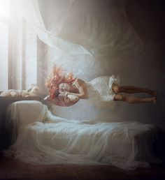 Photo Manipulations by Anka Zhuravleva #inspiration #photography #manipulations