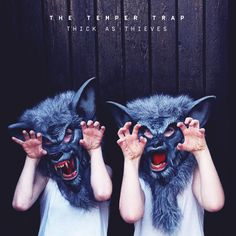 The Temper Trap Thick As Thieves (Standard Version) #album #cover #music